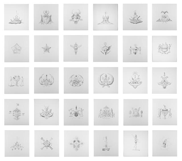 , 'Arms,' 2012, TKG+