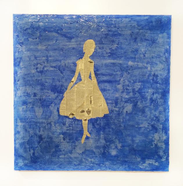 , 'Grown to Womanhood,' 2014, Octavia Art Gallery