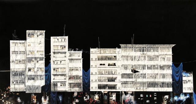 ", 'Daphné Mandel ""Dark Alleys Part 2 [Hong Kong, 2018],' 2018, Blue Lotus Gallery"