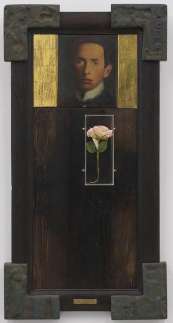 , 'Self-Portrait II,' 1989, Galerija Gregor Podnar