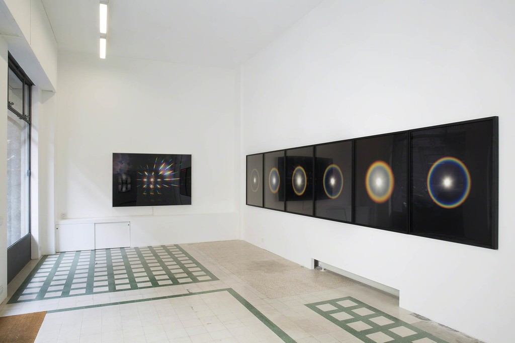 Kimsooja, 2014, installation view at Galleria Raffaella Cortese, Milano, photo: Lorenzo Palmieri