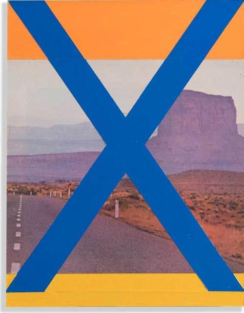 , '#172 (The Vanishing American),' 2016, Harper's Books