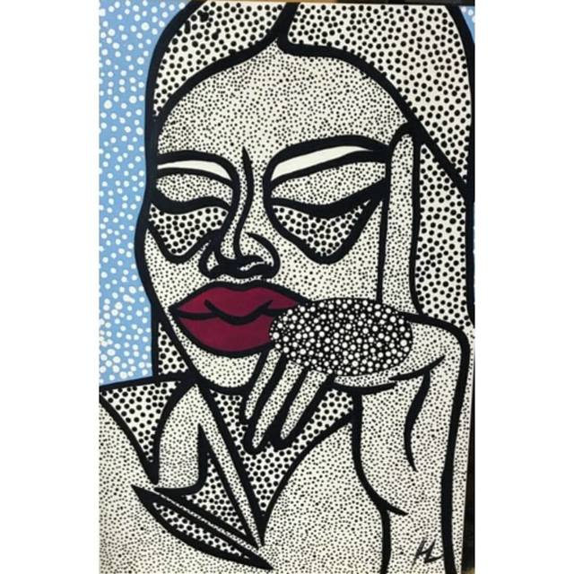 , 'Untitled 032- Original,' 2017, Vault Gallerie