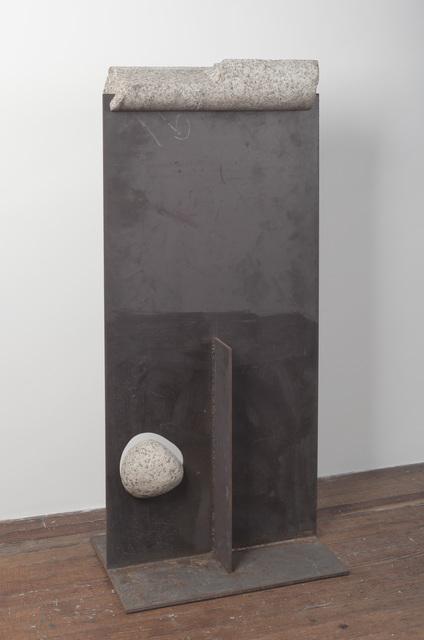 , 'Two Stones,,' 1982, Noguchi Museum