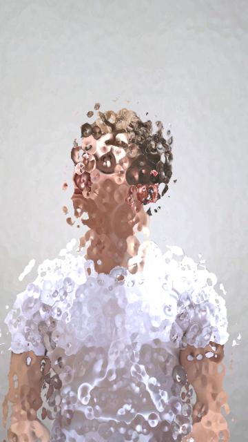 , 'Neuro Mirror,' 2017, Galerie Charlot