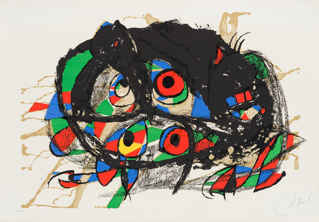, 'Le Ramoneur Salace,' 1978, Galerie Raphael