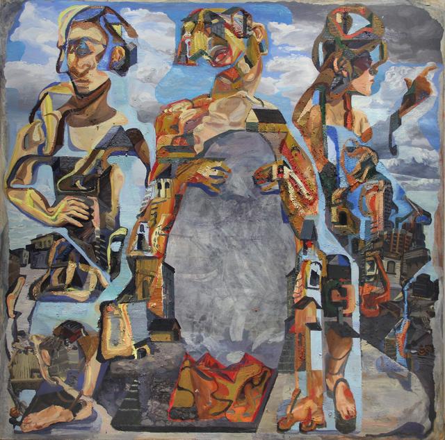 , 'Exhibens Similitudinem,' 2017-2018, Michael Gibson Gallery