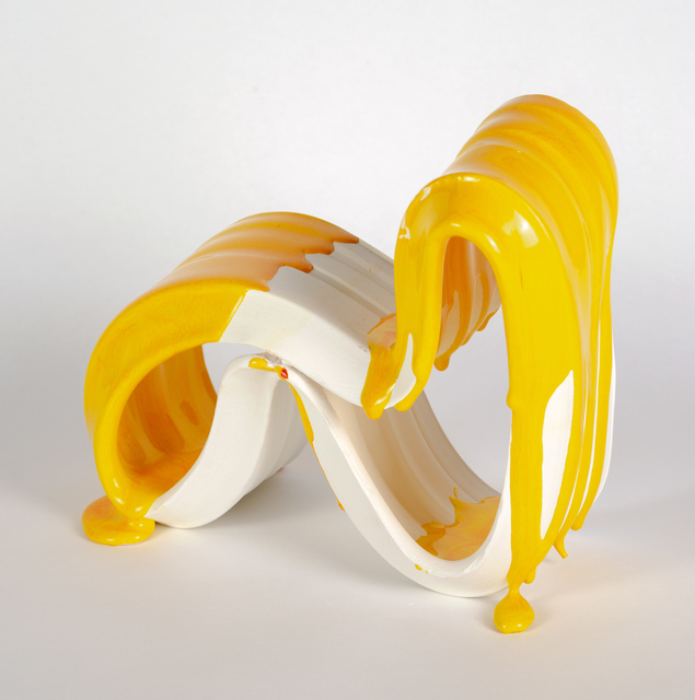 Shane Lutzk, 'Yellow Tabletop 2', 2019, Haw Contemporary