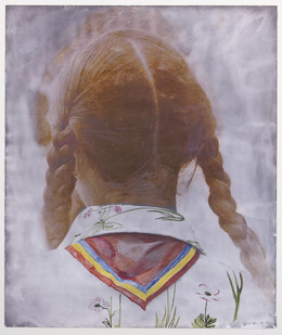 , 'Girl with Plaits,' 1978, Galerija Gregor Podnar