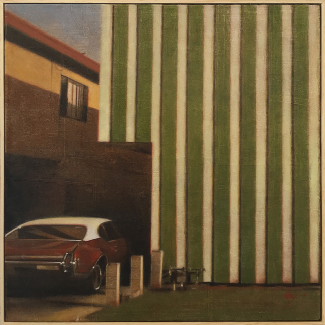 , 'L.A. Parking,' , Stafford Gallery