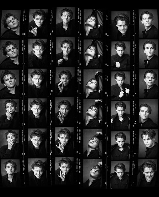 Greg Gorman, 'Leonardo Di Caprio Contact', 1994, HOHMANN