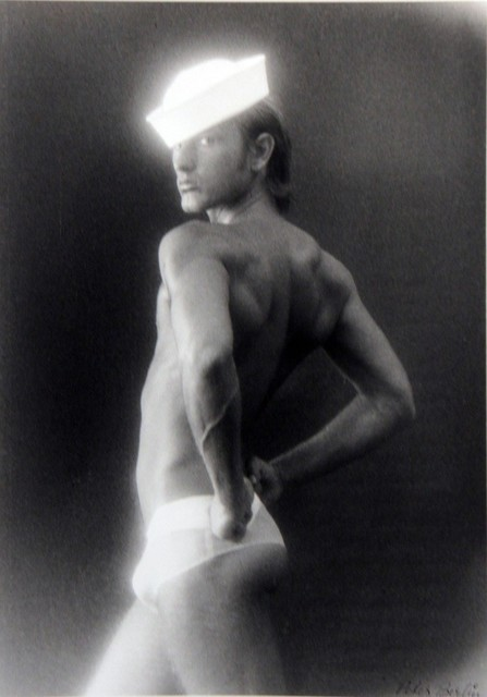 , 'Self Portrait as Sailor,' ca. 1970, ClampArt
