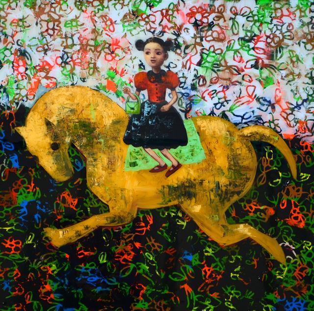 Rimi Yang, 'One Busy Day', 2016, Blue Rain Gallery