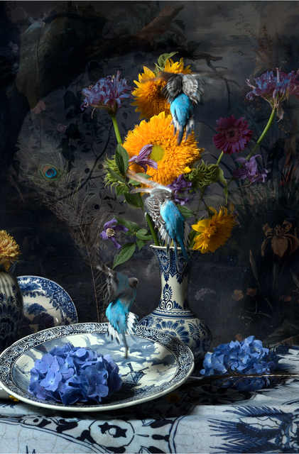 , 'Still-life with Sunflowers,' 2016, Eduard Planting Gallery | Fine Art Photographs