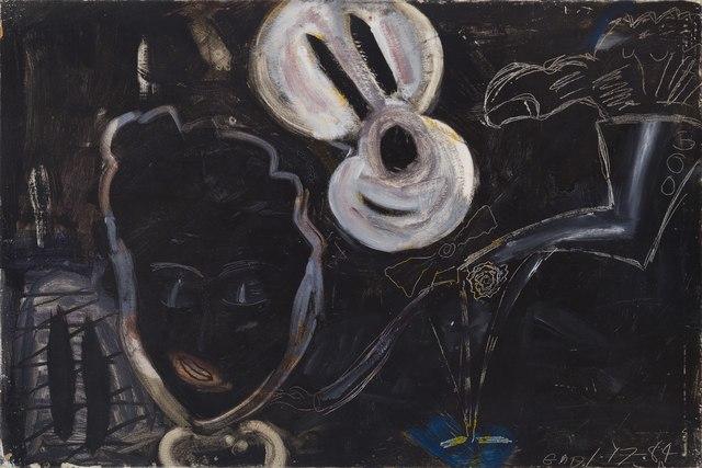 , 'Untitled,' 1983-1984, Reynolds Gallery
