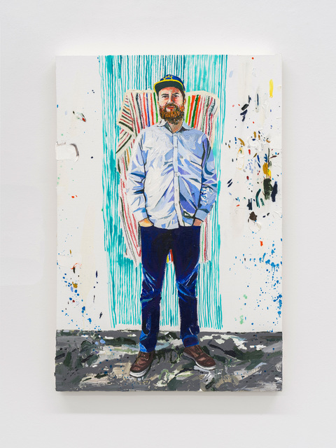 , 'Joe,' 2018, Buchmann Galerie