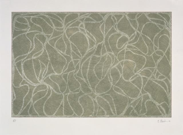 , 'Red Line Muses,' 2001, Gemini G.E.L. at Joni Moisant Weyl