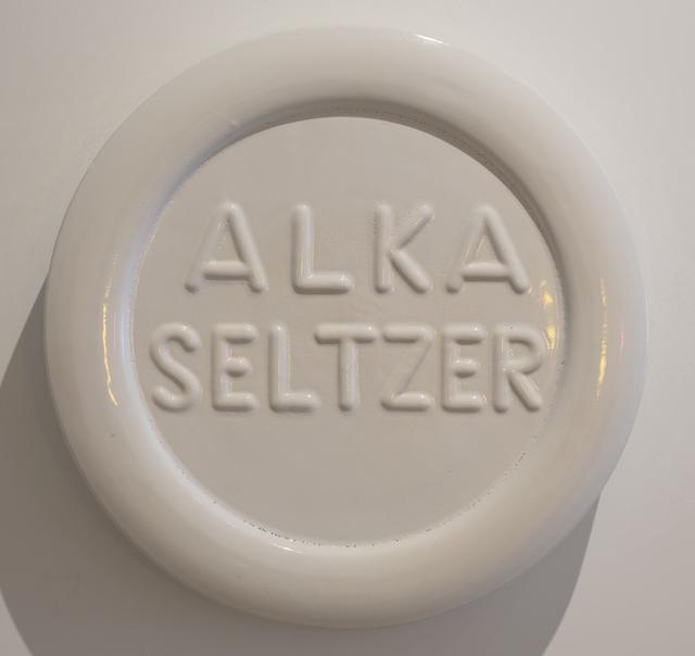 , 'Alka Seltzer,' 2004, Track 16 Gallery