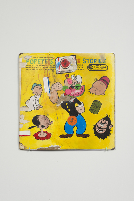 , '(Popeye's),' 2015, Anthony Meier Fine Arts