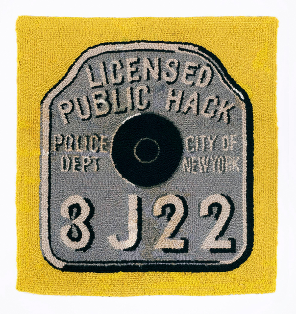 , 'Licensed Public Hack,' ca. 1960, Allan Stone Projects