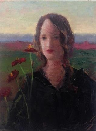 , 'Portrait Study,' 2018, Ro2 Art