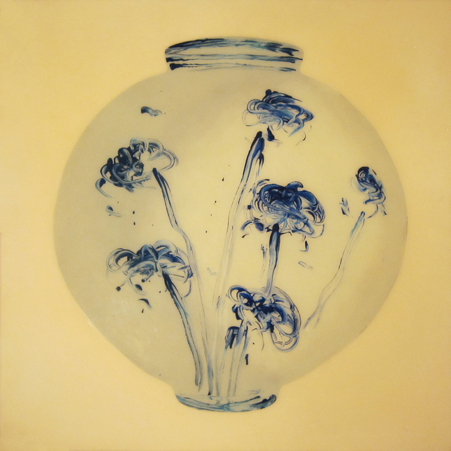 , 'Blue and White Porcelain,' 2010, Robilant + Voena
