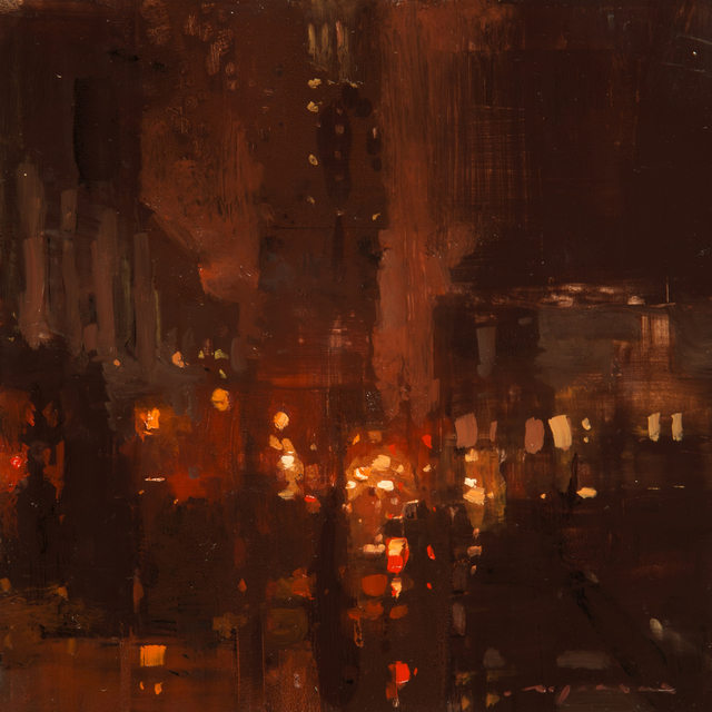 , 'Cityscape - Composed Form Study No. 27,' , Gallery 1261