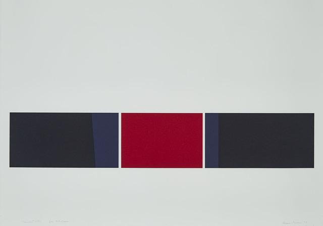 Yves Gaucher, 'Pauses', 1993, Waddington's