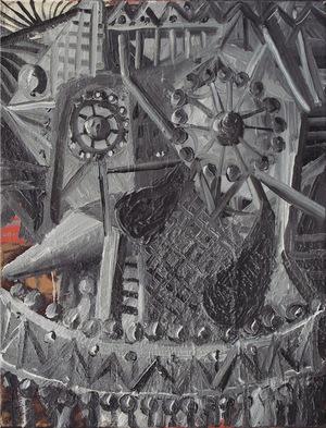 , 'H #8,' , Dean Borghi Fine Art