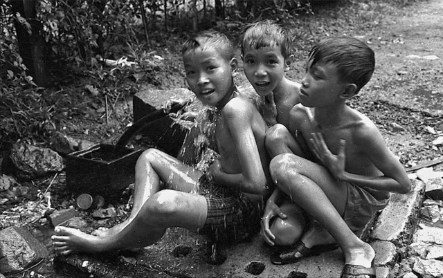 , 'Children Playing in Street Saigon 1970,' , Soho Photo Gallery