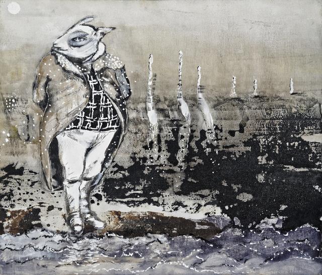 , 'To J.J. Grandville,' 2017, Mashrabia Gallery of Contemporary Art
