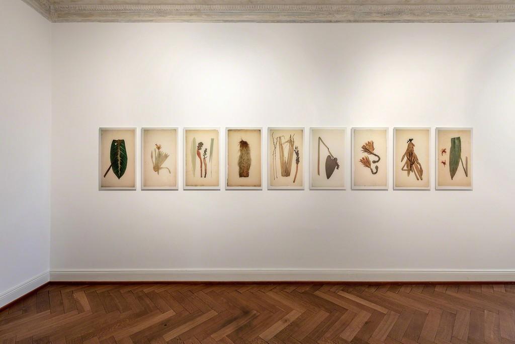 The artist and Drawing Room, Hamburg / Photo: Helge Mundt, Hamburg