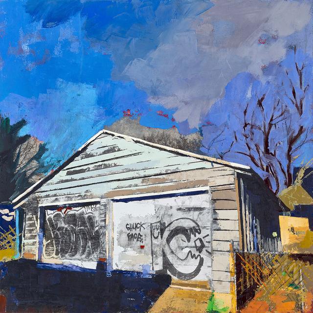 , 'Shuckface,' 2017, Linda Hodges Gallery
