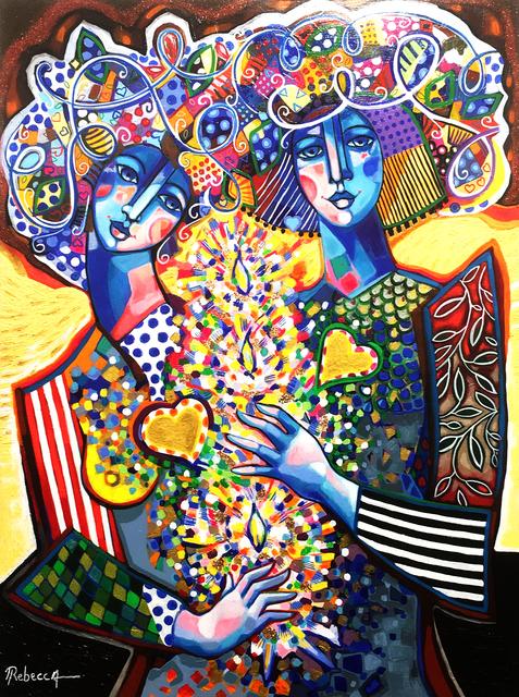 , 'Sharing lights - Le partage des mumières,' 2015, Galerie Artefact