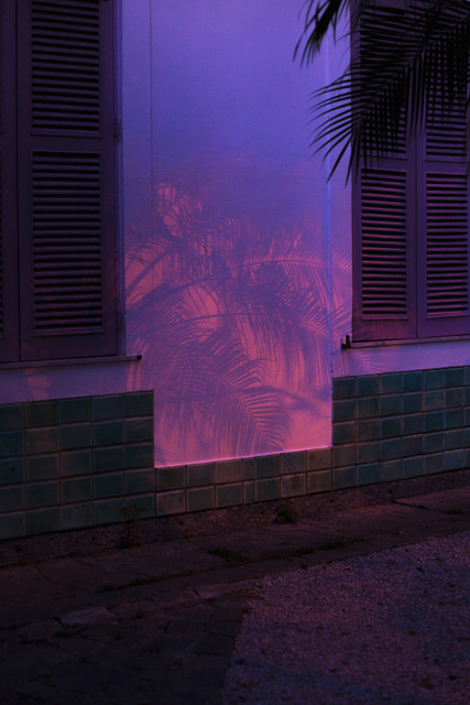 ", 'Sunset, from the series ""Land of Black Milk"", Rio de Janeiro,' 2016, Ostlicht. Gallery for Photography"