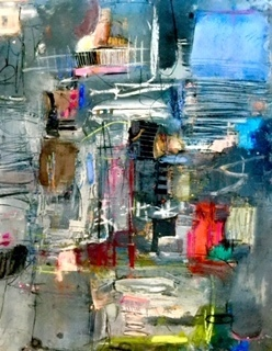 , 'Kinda Blue,' 2019, Gildea Gallery