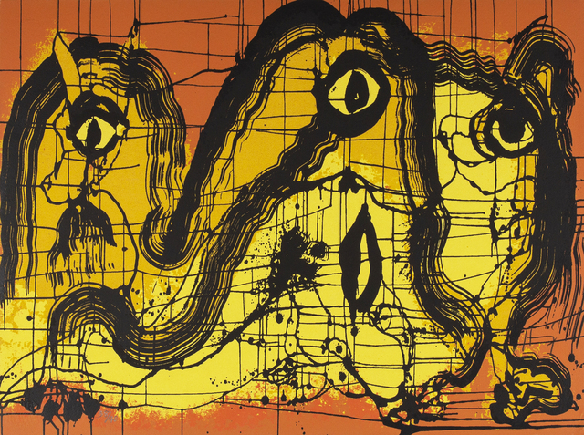 Sergio Hernández, 'Oculto', Bernardini Art Gallery & Auction House
