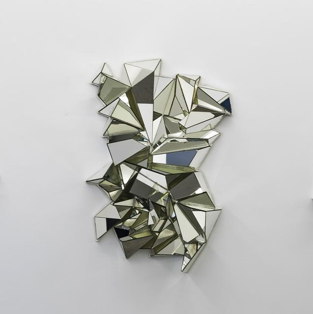 , 'MIROIR JC,' 2008, Armel Soyer