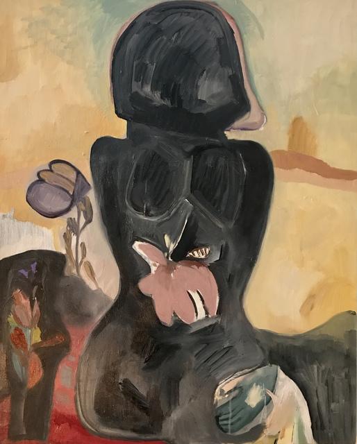 , 'De la poudre dans les yeux,' 2018, Kahn Gallery