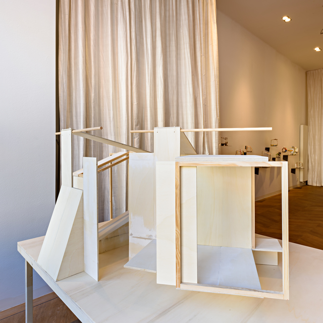 , 'Dedans/dehors - Amsterdam,' 2018, The Merchant House