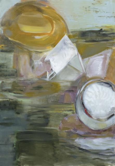 , 'At Yasnaya Polyanya (the swim),' 2018, Corkin Gallery