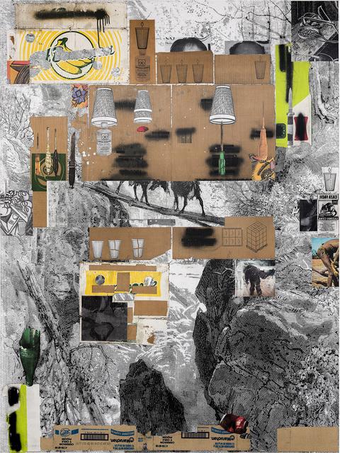 , 'Las dos cabras,' 2018, NF/ NIEVES FERNANDEZ