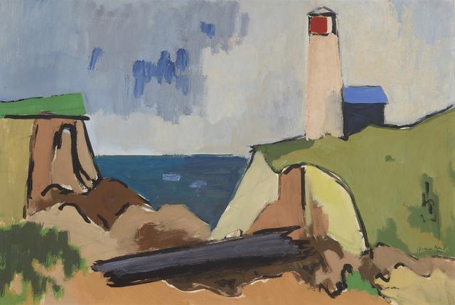 , 'Highland Light,' 1952, Debra Force Fine Art