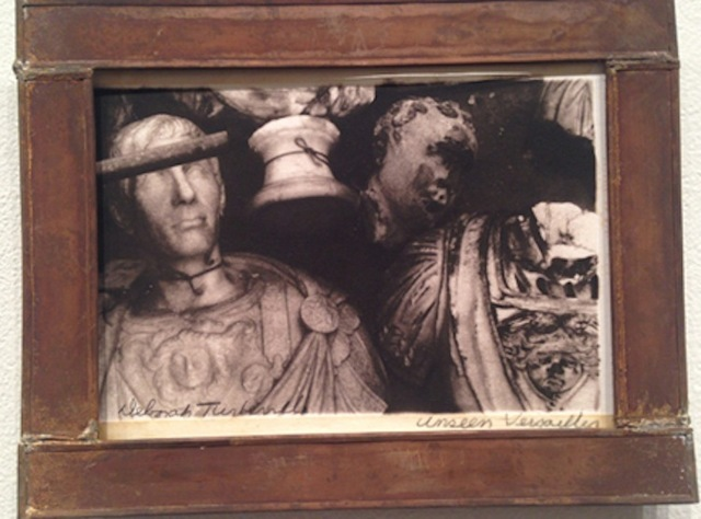 """, 'Statues, from """"Unseen Versailles"""",' 1980, Staley-Wise Gallery"""