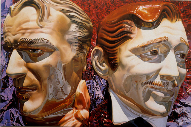 David Parrish, 'The Duke and the King', 1991, Louis K. Meisel Gallery