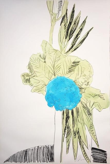 Andy Warhol, 'Flowers (Hand-Colored) II.110', 1974, Hamilton-Selway Fine Art