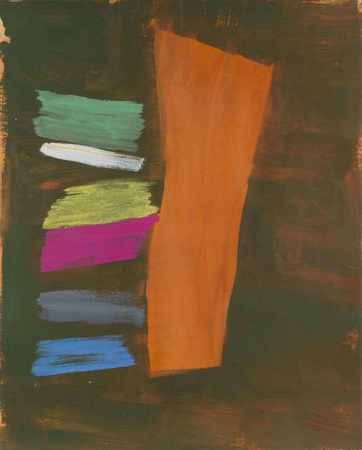 , 'Marchmont 马奇蒙特(爱丁堡地名),' 1990, PIFO Gallery