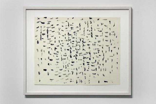 , 'Spachtelarbeit (Palette-knife work),' 1957, Josée Bienvenu