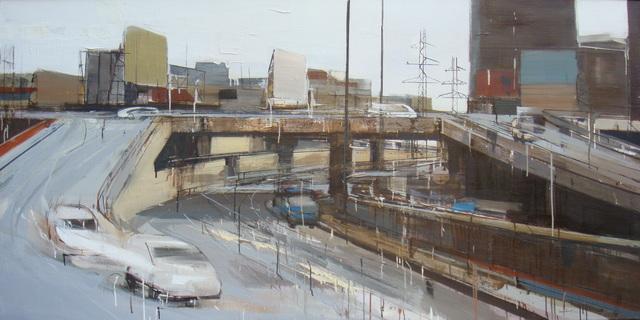 , 'Chuong Duong Bridge,' 2012, Ai Bo Gallery