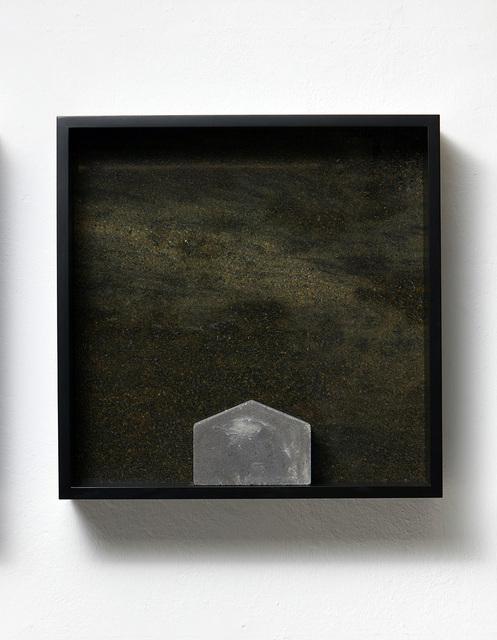 , 'Versteinerter Himmel XXVIII, (Petrified Sky XXVIII),' 1983, Wentrup